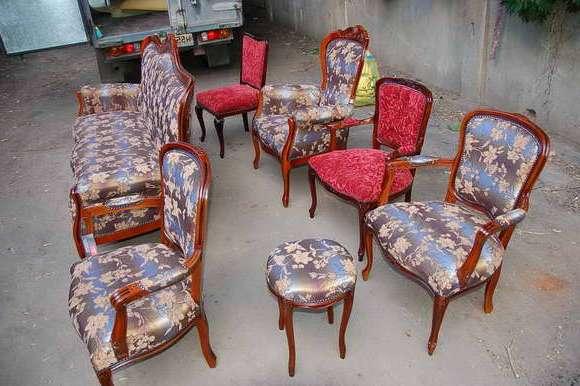 Лобня, перетяжка мягкой мебели, перетяжка мебели, перетяжка кресел, перетяжка стульев, перетяжка диванов.